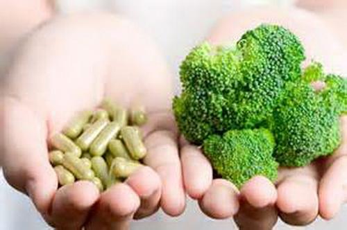 натуральные витамины в растениях