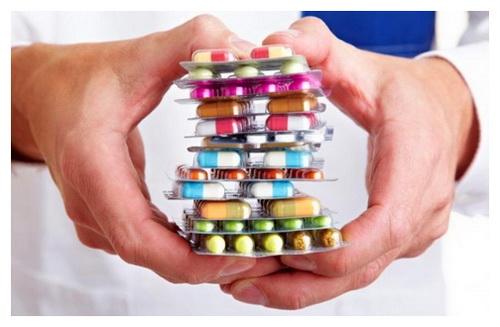 вред таблеток и витаминов