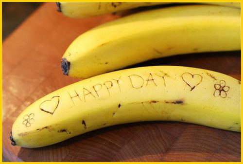 банан супер фрукт