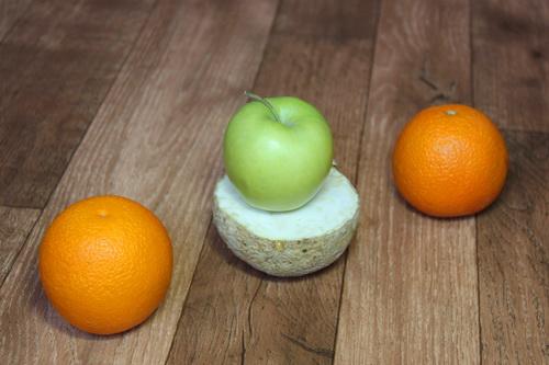 фруктовый салат  - ингредиенты