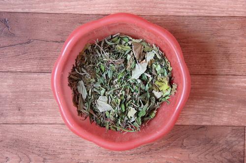 травяной чай - смесь вкусных и полезных трав