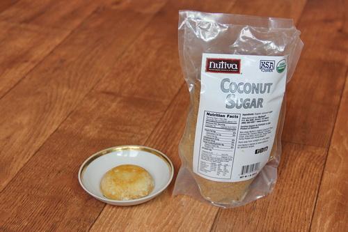 полезный сахар - кокосовый, пальмовый