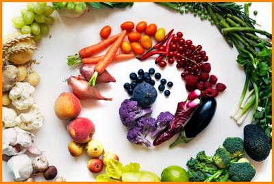 красивые овощи, польза вегетарианства