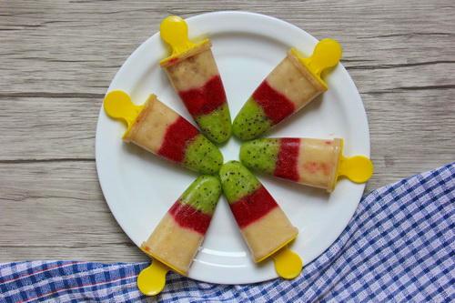 домашнее мороженое из фруктов