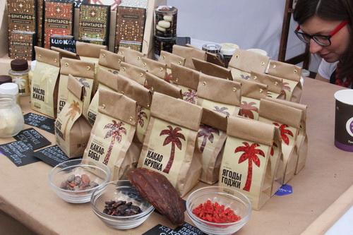 веганский фестиваль Go Vegan - настоящее какао