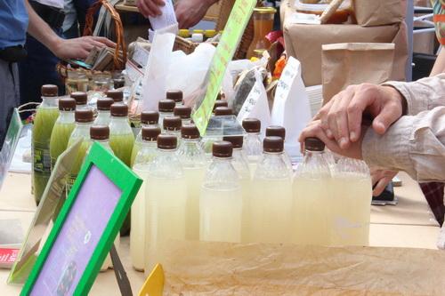 Квас Ё-Мазая и напиток из ели