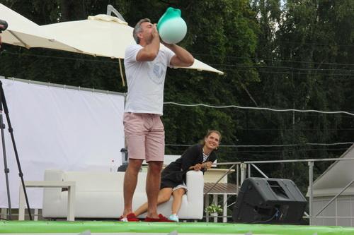 веганский фестиваль Go Vegan - Александр Путинцев